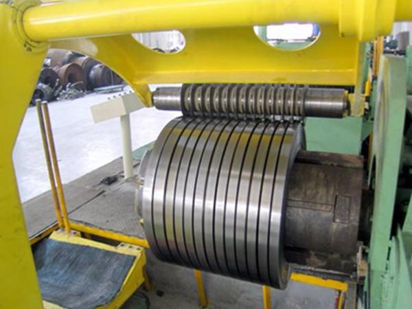 金属纵剪机